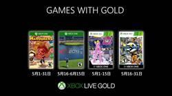 Xbox LIVE GOLD金會員 五月免費遊戲登場