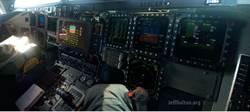 B-2匿蹤轟炸機座艙首次公開