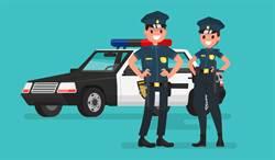 阿根廷警察情侶車上「太親密」 影片瘋傳遭停職