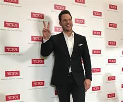 星爵愛用TUMI香港站台 晉身好萊塢「最帥克里斯」