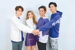 《娛樂百分百》改時段 愷樂自肥肖想徵友