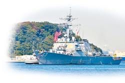 美艦28日再穿台海 陸嚴重關切