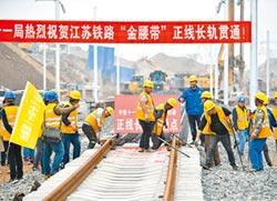 江蘇5年砸5兆 完善運輸體系