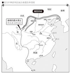 兩岸史話-中國獨自形成內陸帝國