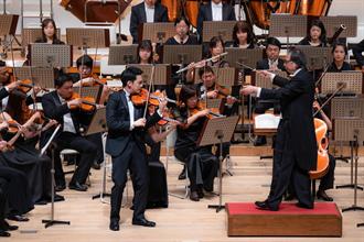 NSO演出《台灣舞曲》 奏響東京文化會館