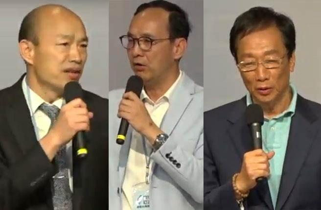 韓國瑜:金字塔倒過來 官員作威作福要變做牛做馬