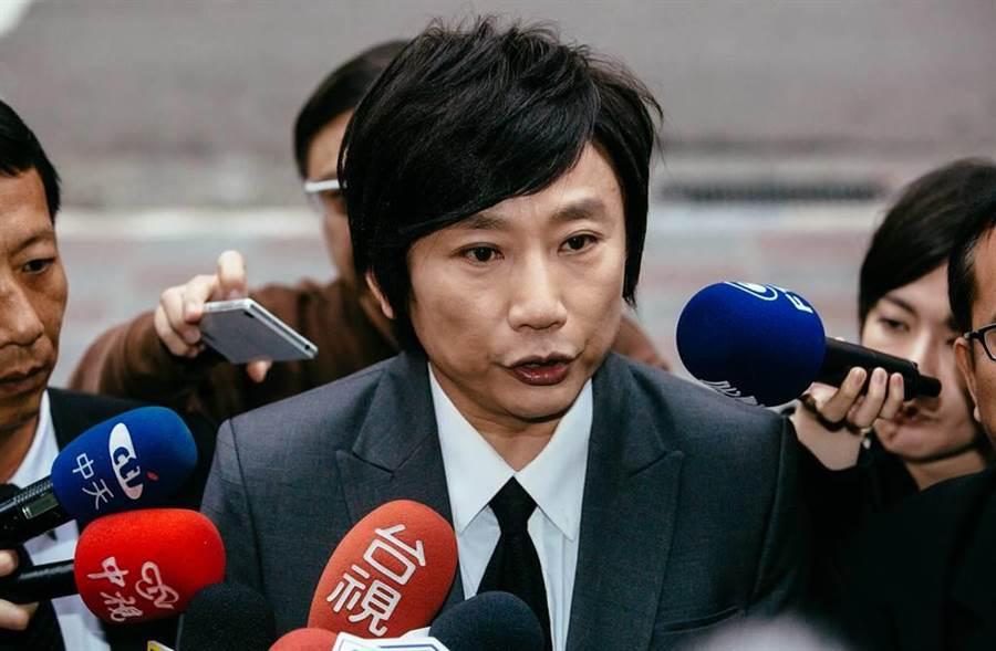 秦偉涉性侵二審仍判八年,女造型師回應。(圖/本報系資料照片)