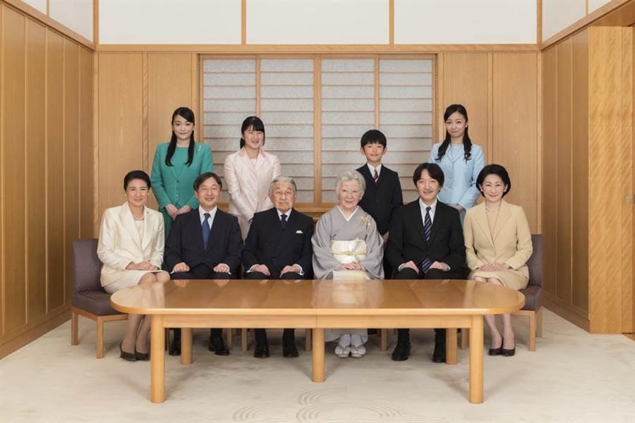 日本皇室揭密。(圖/美聯社資料照)