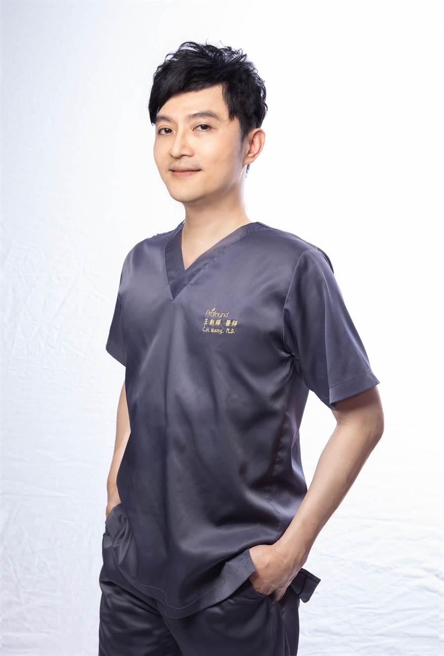 圖說:光澤醫美集團執行長王朝輝醫師同時為形體美容外科醫學會理事長