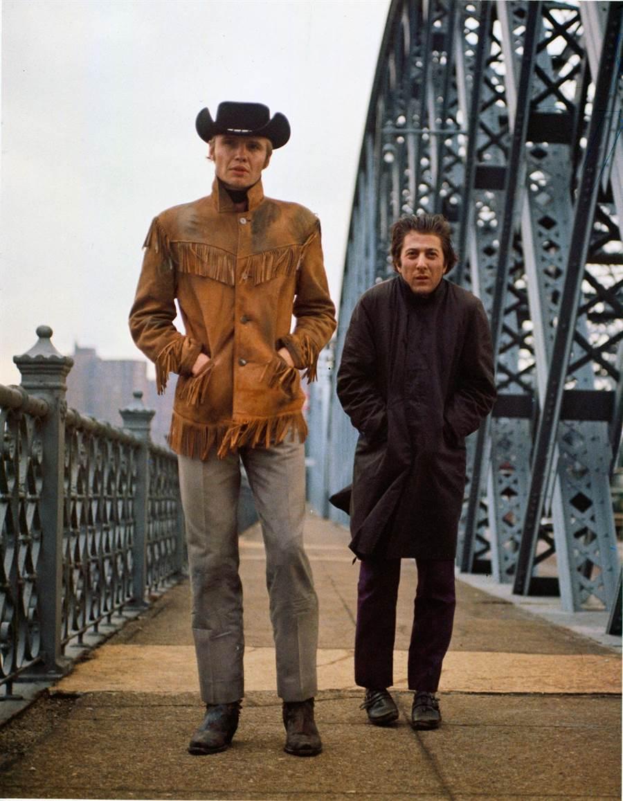 强沃特与达斯汀霍夫曼主演的奥斯卡最佳影片《午夜牛郎》曾在台被禁演近20年之久,终于将在台首映。
