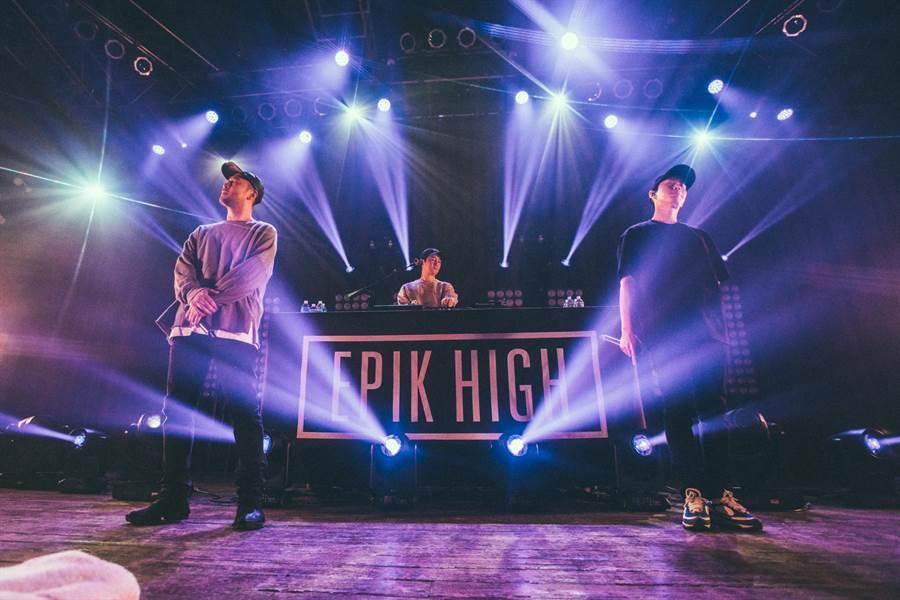 EPIK HIGH希望繼續保持高水平的音樂製作,帶給亞洲歌迷充滿爆發力的音樂現場。(亞士國際傳媒提供)