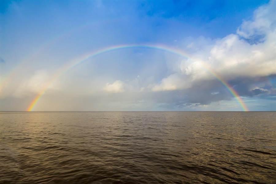 他拍下超完整「圓形彩虹」 網驚呼:好幸運!(示意圖/達志影像)