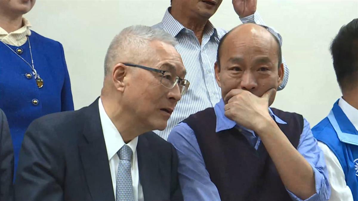 韓粉放心了!韓國瑜首度鬆口:黨部安排予以尊重