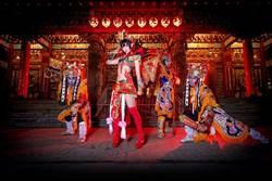 台灣「最美官將首」驚豔日本舞台