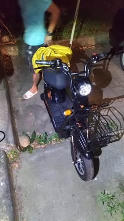 外籍移工電動車失竊 中市警找百支監視器破案