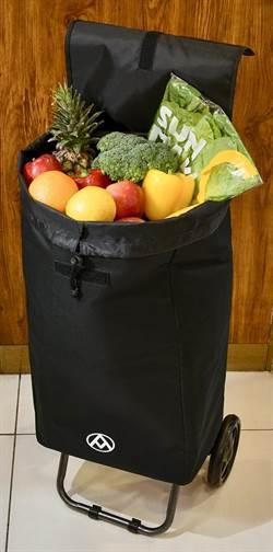 全聯元氣滿點蔬菜包愛環保 扣50點可加價購