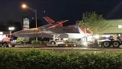 波音MQ-25無人加油機運往機場 將展開地面測試