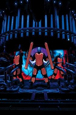全球口碑好評 藍人樂團7月登台