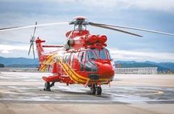 陸引進首架空中客車H215直升機