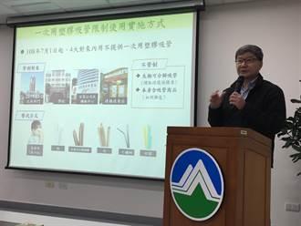 四大場所7月起禁塑膠吸管 初估年少1億根