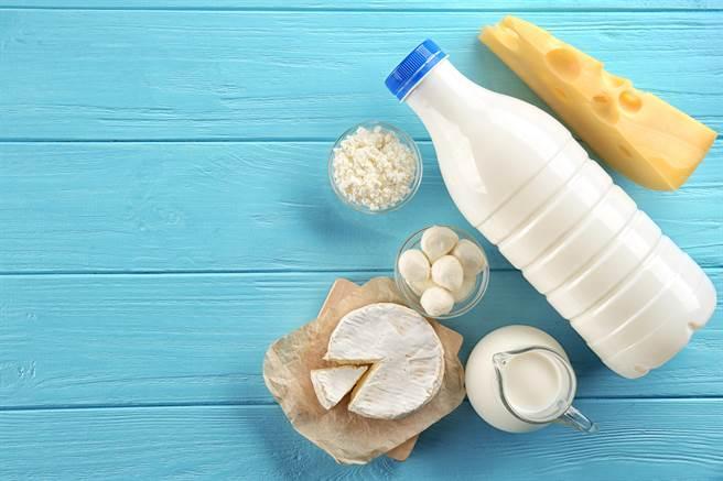蛋奶類會影響鎂的吸收。(圖/達志影像)