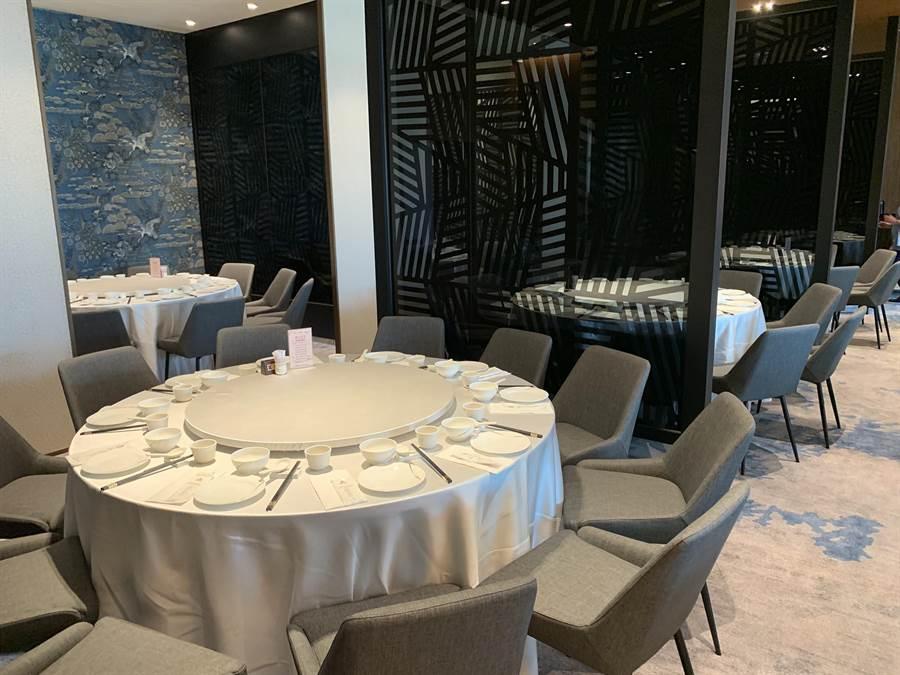 高雄福華飯店在韓流助攻下,業績較去年同期成長逾1成,業者趁勢砸千萬改裝「珍珠坊」。(柯宗緯攝)