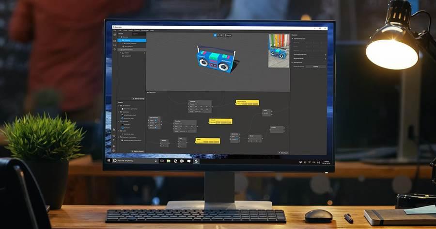 Spark AR Studio 將支援Mac 以及 Windows 平台。(圖/Facebook提供)