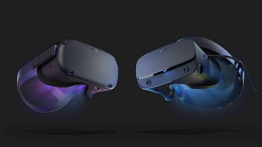 Oculus Quest 以及 Oculus Rift S 今日開放預購,5/21出貨。(圖/Facebook提供)