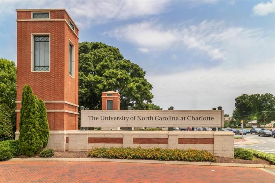 美國北卡羅來納州大學夏洛特分校發生校園槍擊,目前已知2死。(圖/shutterstock)