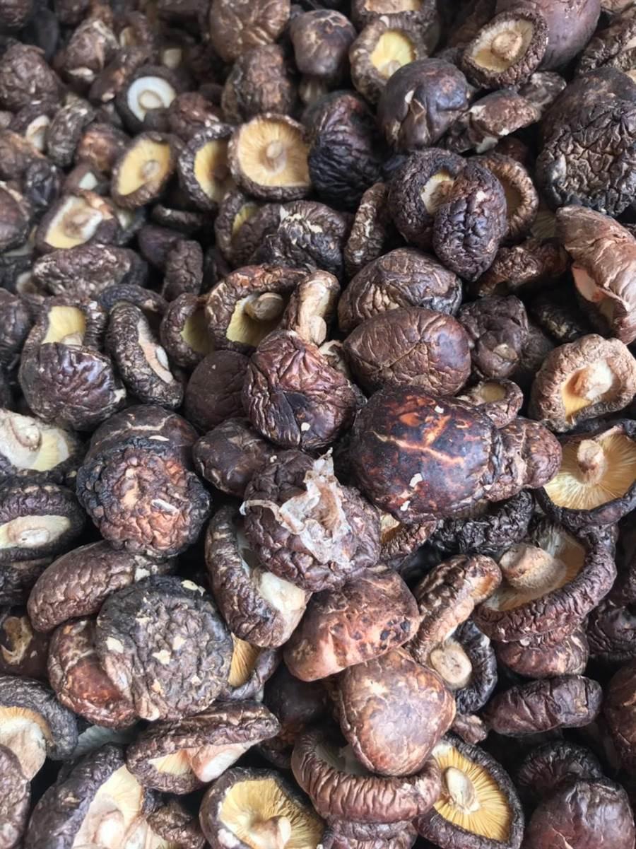 大陸農產品通常未經完善處理,可能含有鉛、硫、砷等有毒物質。(岸巡提供)