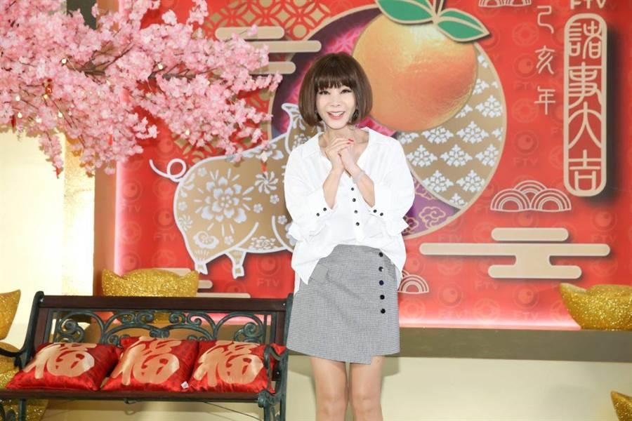 陳美鳳將在年底舉辦精品義賣。