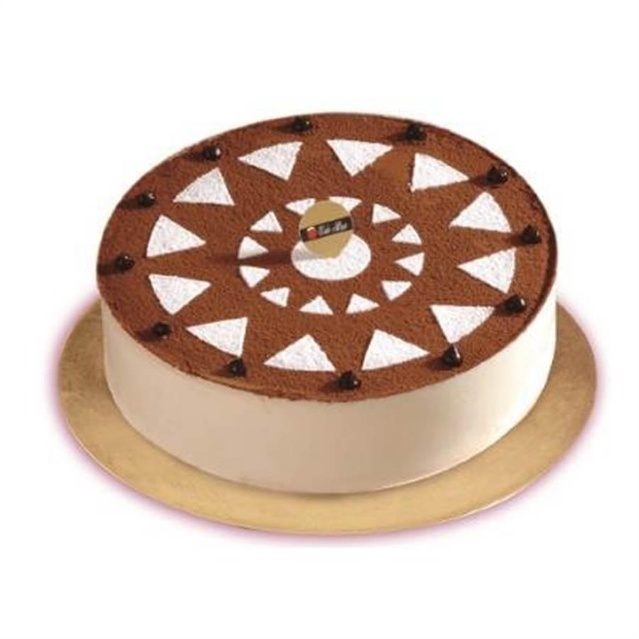 頂好「板屋提拉米蘇蛋糕」,8吋、300g,店取價299元。(頂好提供)