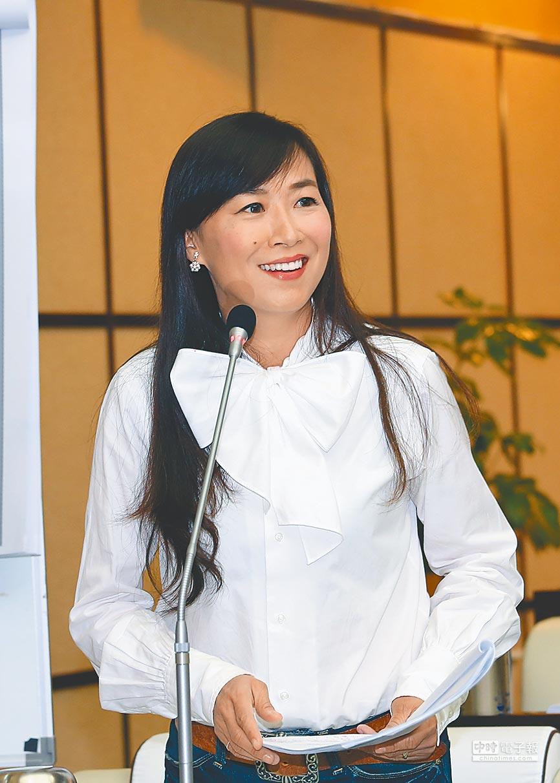 民進黨台南市立委第4選區初選結果揭曉,現任台南市議員林宜瑾勝出。(本報資料照片)