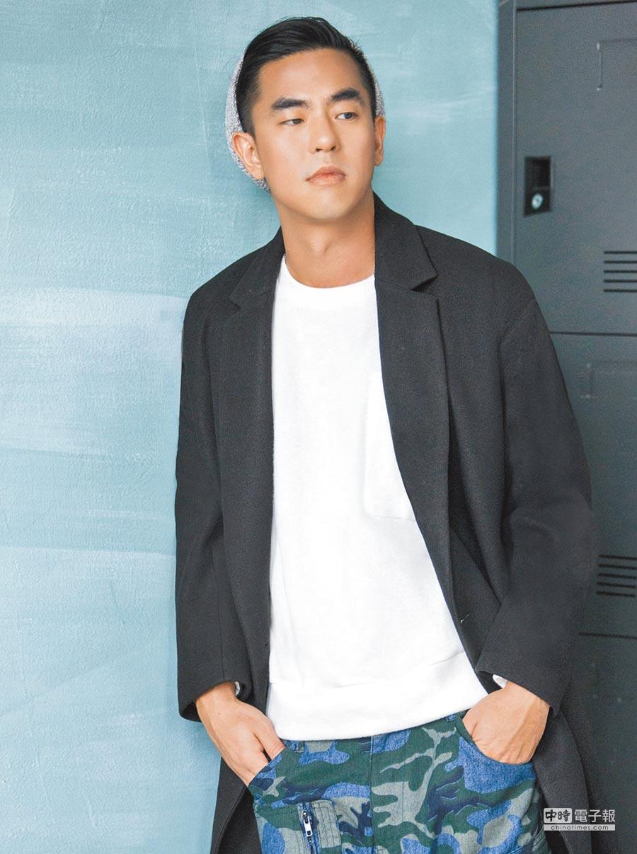 柯有倫將於5月在Legacy「鐵漢柔情」演唱會開唱。