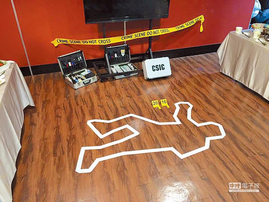 台灣今年先後推出犯罪等與刑偵、律政有關的作品,意外形成一股風潮。(取自CSIC鑑識英雄粉絲團臉書)