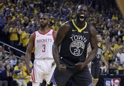 NBA》再打臉?聯盟取消格林技術犯規