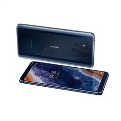 五鏡頭手機 Nokia 9 PureView 5/3正式開賣