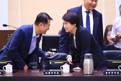 盧秀燕出席政院 爭取續做南山截水溝水利工程
