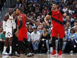 NBA》衝突爆發!拓荒者砸碎金塊扳平