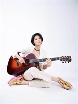 柯泯薰六位數代言吉他「關係密不可分的」