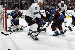《時來運轉》運彩報報-NHL鯊魚突圍 雪崩陷絕境