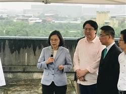 基隆河開發解禁  黃希賢轟蔡「為選票陷百姓於危險」