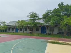 學甲最老學校教室 台南市府登錄為歷史建築