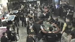 桌遊餐廳變身賭窟 查扣2億6千萬籌碼