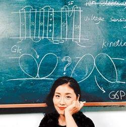 科研女神顏寧 當選美國科學院院士