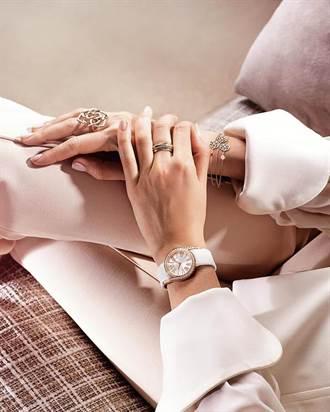奢華鑽錶頌母愛