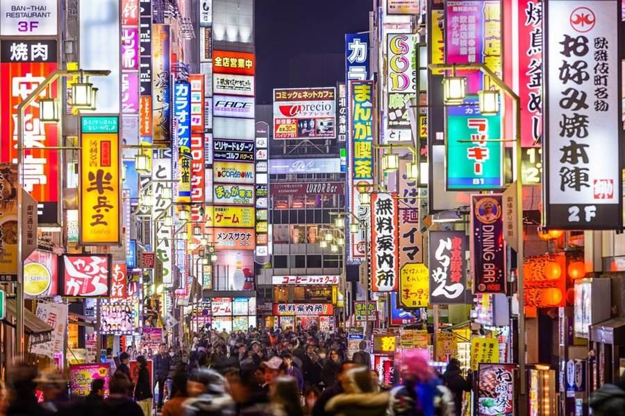 台灣人愛哈日,哪一句話會惹怒日本系的人崩潰?圖為東京街頭。(達志影像/shutterstock)