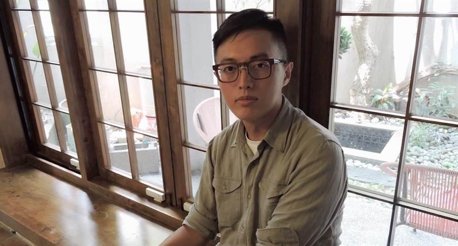 導演林君陽分享《愛情白皮書》執導心得。(東森提供)