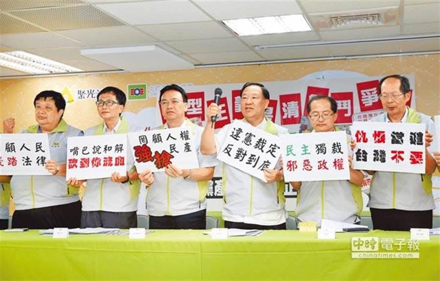 非KMT附隨組織,救國團請停審釋憲。(本報系資料照片)