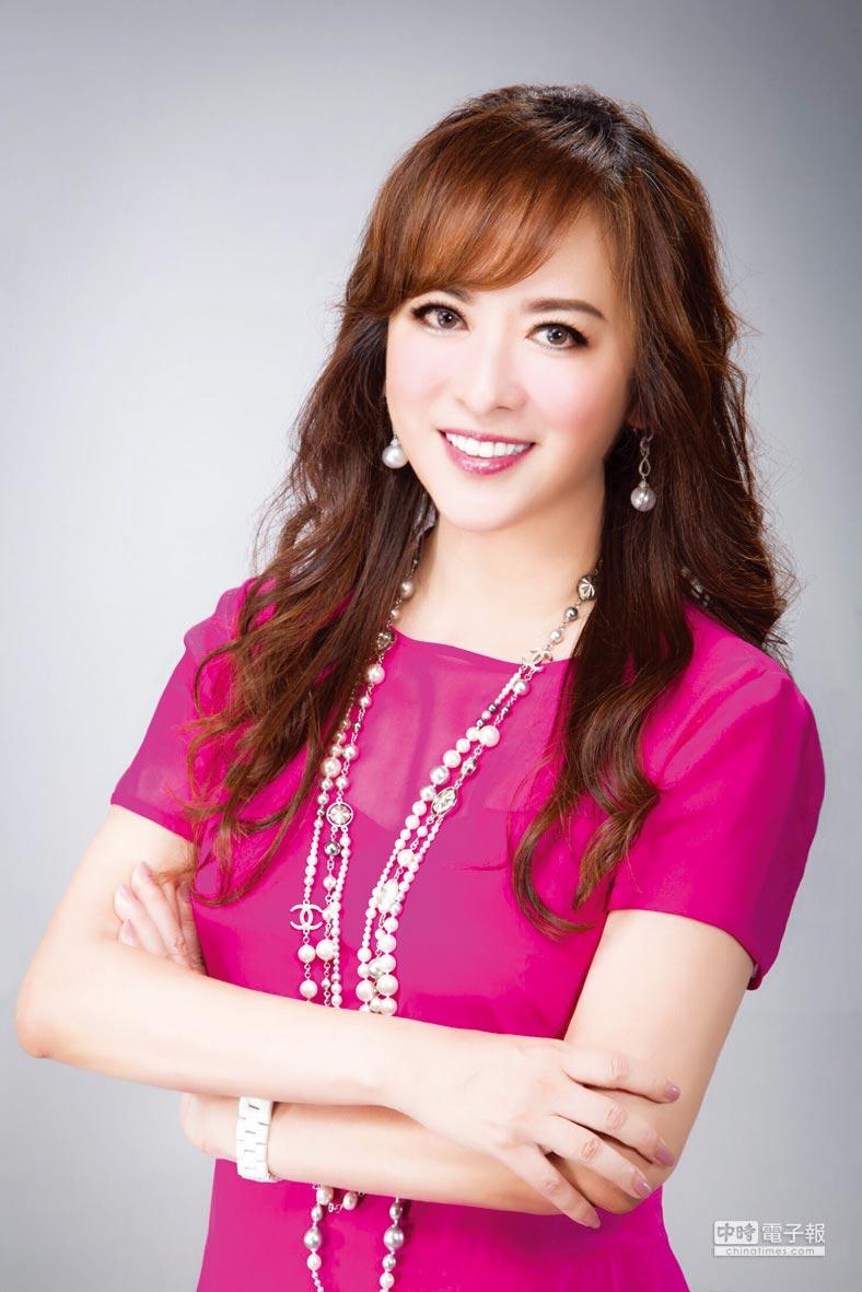台灣女企業家協會理事長高琦。圖/紫龍投資控股股份有限公司提供